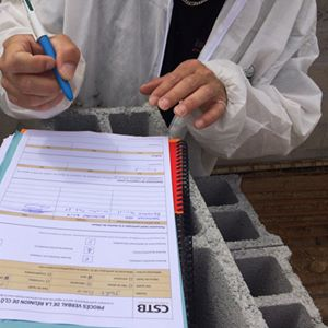 Audit chantier CSTB isolation thermique