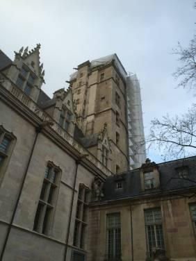Isolation de la Tour Philippe Le Bon à Dijon