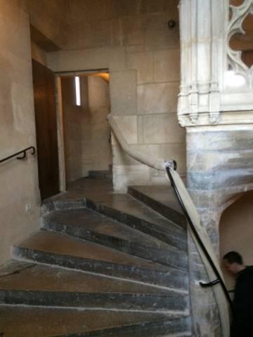 Isolation de la Tour Philippe Le Bon à Dijon - Rénovation