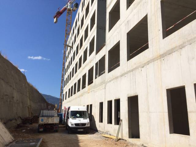 Isolation de l'hôpital d'Ajaccio - Neuf