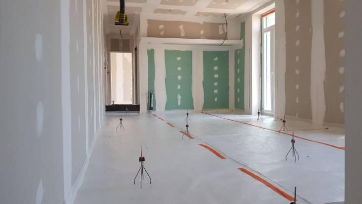 Isolation de logements sociaux en rénovation