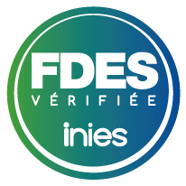 FDES isolant thermique - Base INIES