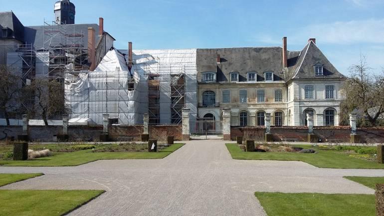 Rénovation en Picardie - Abbaye