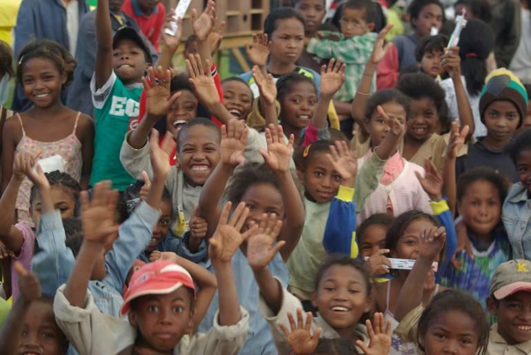 Solidarité Madagascar