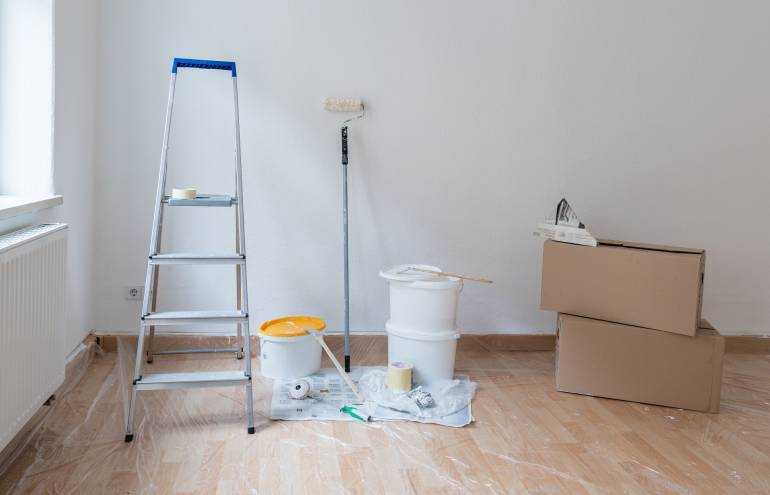 Réglementation pour des travaux de rénovation