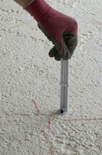 Dispositif des travaux d'isolation thermique